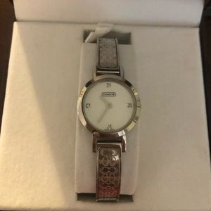 Coach watch in excellent condition!